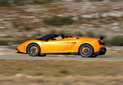 Lamborghini Gallardo Lp 570 4 by Lamborghini Gallardo Lp 570 4 Spyder Performante Specs
