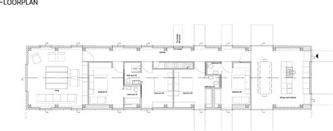 Floor Plans With Hidden Rooms Balancing Barn By Mvrdv In Suffolk Living Architecture