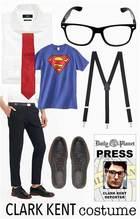 Clark Mba Cost by The Gallery For Gt Clark Kent Costume