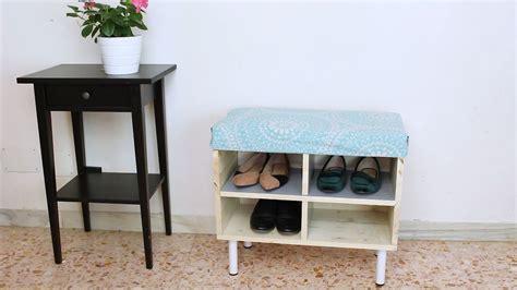 modern shoe rack bench how to make a shoe storage bench