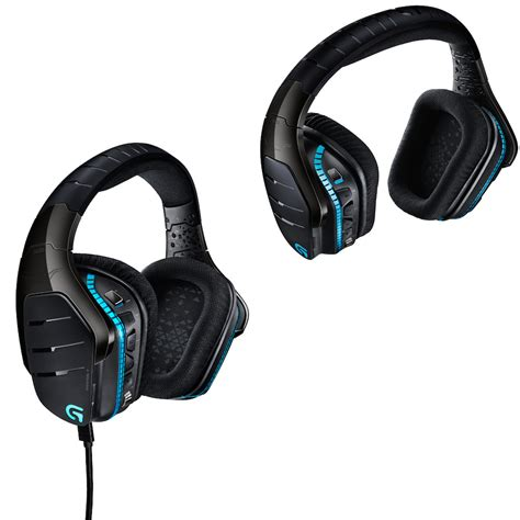 Headset Logitech G633 logitech g633 and g933 artemis spectrum gaming headsets ecoustics