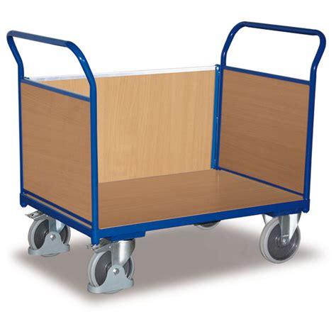 chariot de transport trois porte voiture rev 234 tement