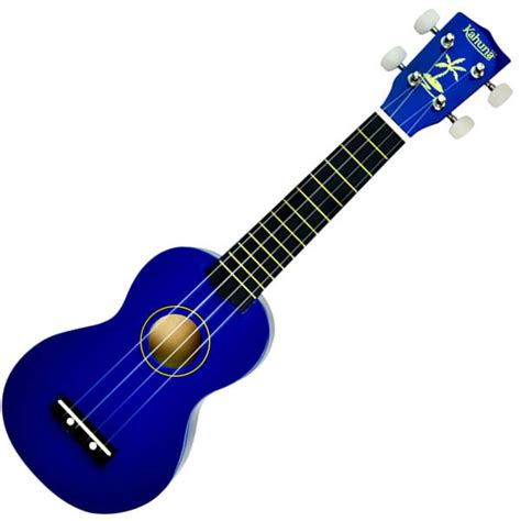 blue ukulele kahuna ukulele blue at gear4music