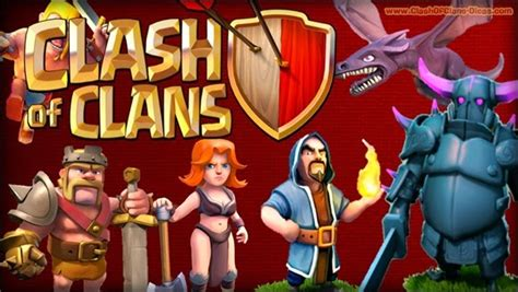 clash of clans v6 407 8 mod apk download here axeetech clash of clans mundo dos jogos