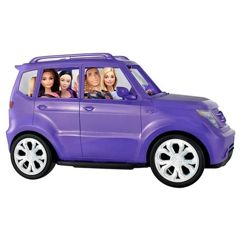 barbie toy cars barbie glam suv vehicle target