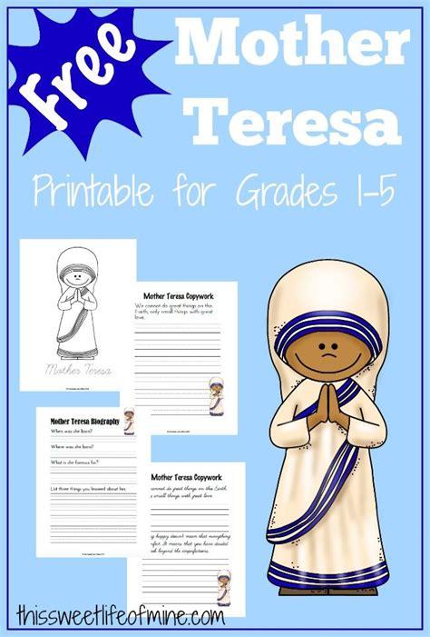 mother teresa biography download pdf 1000 ideas about mother teresa life on pinterest mother