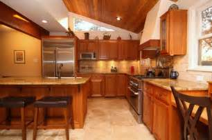 Kitchens Designer Techos De Madera Cincuenta Ideas Modernas