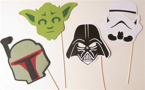 printable photo booth props star wars 12 accessories you need for your star wars wedding this