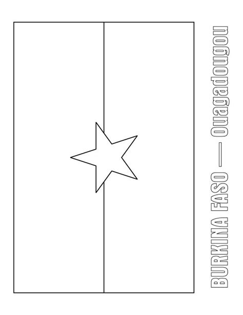 free coloring pages of flag of tunisia