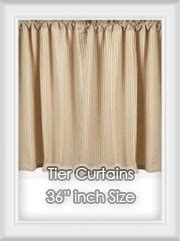 36 in length curtains cafe tier curtains bestwindowtreatments com