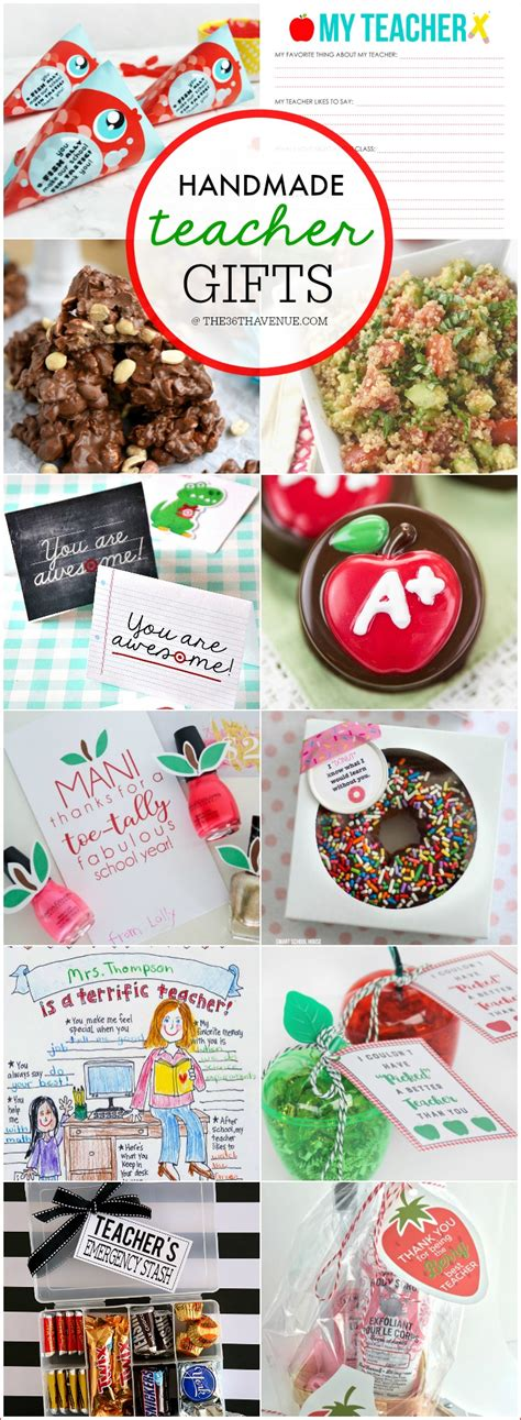 Handmade Gifts For Teachers From Students - i donut what i would learn without you smart school