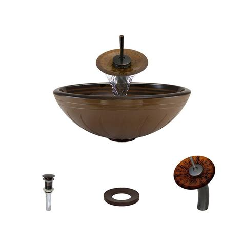 mr direct sinks and faucets waterfall faucets vessel sinks elegant arne single hole