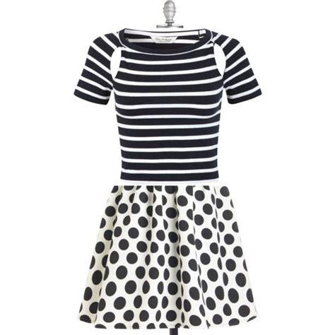 Set Zara Stripe White Ab perfectly printed fab four fashion