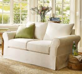 Pottery Barn Slipcover Sofa For The Love Of A Cottage June 2011
