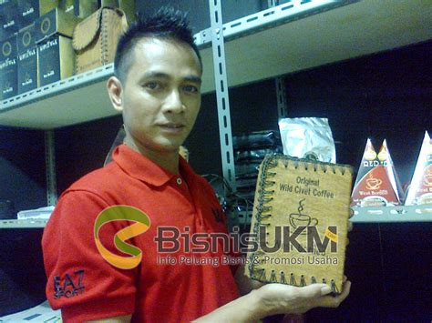 Borneo Kopi kopi luwak borneo hadirkan kopi kelas premium di kota khatulistiwa
