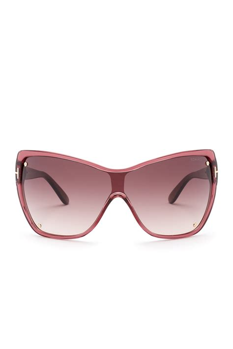 The Sunglasses Of 2007 Tom Ford by Tom Ford S Ekaterina Shield Sunglasses Nordstrom