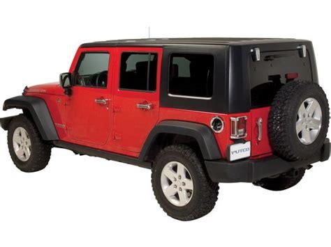 Jeep Wrangler Trims Putco 405415 Putco Chrome Trim Kit For 07 15 Jeep