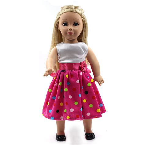 Handmade 18 Doll Clothes - handmade for american skirt dress 18 quot doll clothes