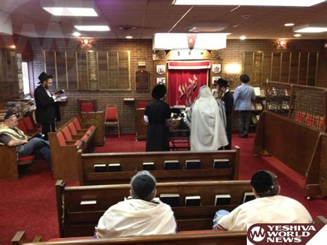 Ywn Coffee Room by Ellenville Shul Restarts Daily Shacharis Minyan The Yeshiva World