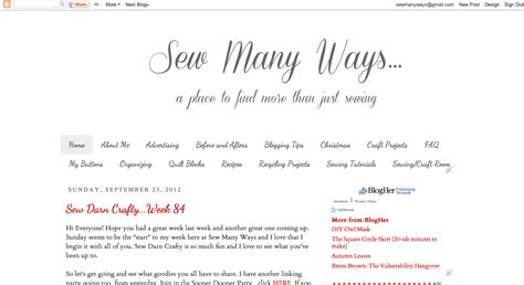 tutorial blogger header sew many ways how to make a blog header picture tutorial