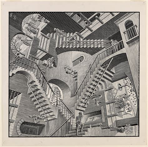 M C By M C your step m c escher coming to national gallery of