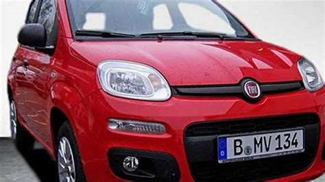 Fiat Panda Puts Osama Out Of Work by Fiat New Panda 1 2 8v Easy 03737929 Rot Quot Motor