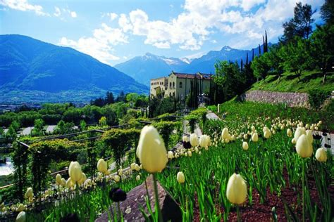 i giardini di trauttmansdorff italian botanical heritage 187 giardini di castel