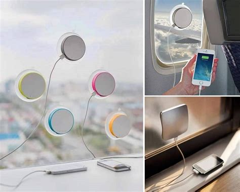 window solar phone charger window mounted solar charger home design garden