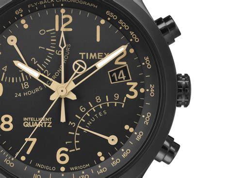 Timex Quartz affordable luxury timex intelligent quartz t flyback
