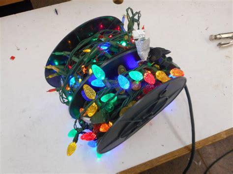 2 spools of ecosmart led technology christmas lights