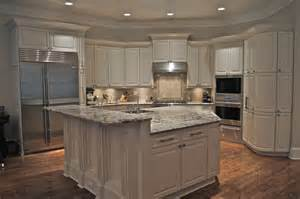 How To Finish Kitchen Cabinets creative cabinets and faux finishes llc traditional