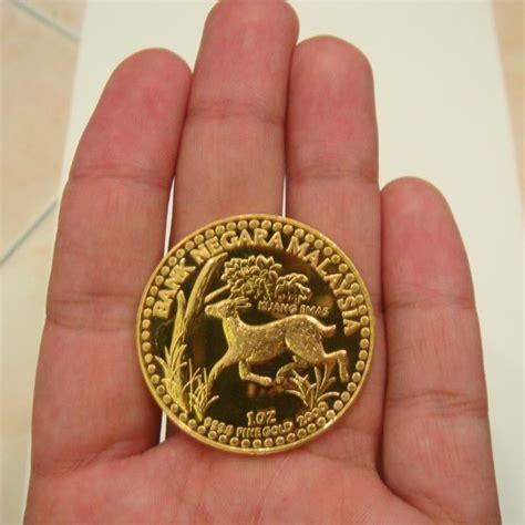 Plat Bunga Emas Gold Tips Untuk Mengesan Emas Palsu