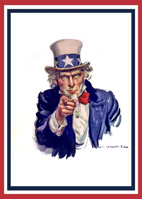 i want you uncle sam blank template imgflip