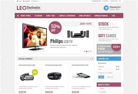 wordpress themes electronics store electronics store prestashop themes templates free
