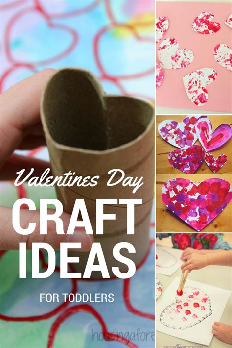 valentines ideas for toddlers easy valentines day craft ideas for toddlers roseyhome