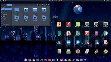 themes gnome fedora checkout the papirus icon theme antergos ubuntu fedora