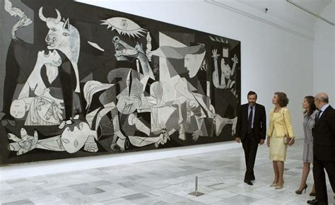 picasso paintings in reina sofia what are the symbols i should about in pablo picasso