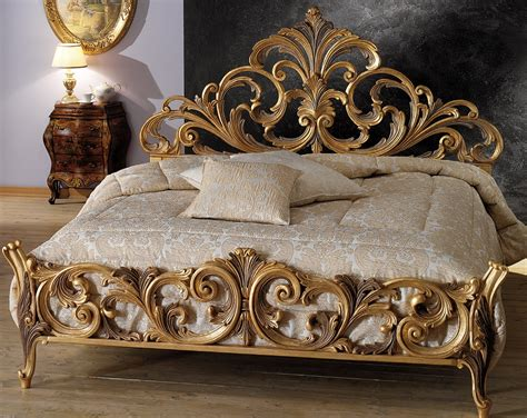 baroque bed baroque luxury hand carved furniture