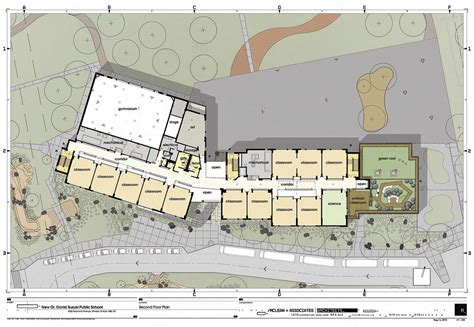 elementary school floor plans overview