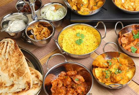 flavours tastes of indian food are delicious and complex