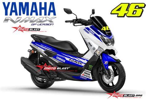Decal Sticker Striping Yamaha Nmax Speed yamaha nmax movistar warungasep