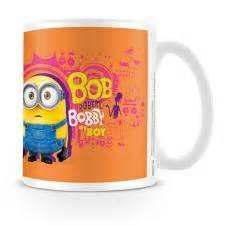 Deerde Tumbler Minion Bob Yellow minions mugs cups minion shop