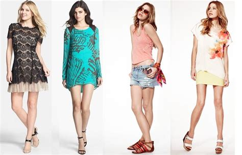 women clothing trends  spring summer  refqh