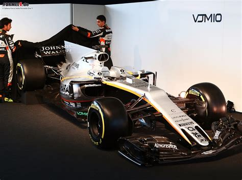 Formel 1 Auto Daten by Formel 1 Autos 2017 Technische Daten Des Force India