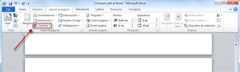 layout giornale word 5 funzioni utili di microsoft word che non tutti conoscono