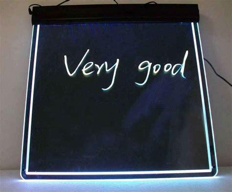 Led Writing Board china led writing board yx060 1 china led writing