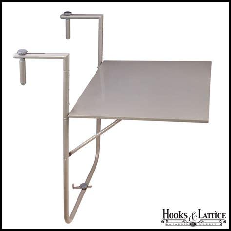 railing planter shelf grey