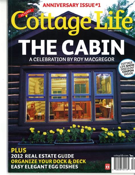 cottage living magazine subscription cottage magazine an offer for foca members foca