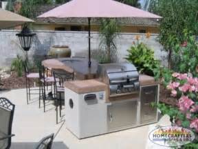 Patio Kitchen Islands by Outdoor Kitchen Island Casual Cottage