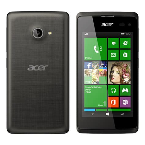 Hp Acer Windows Phone by Acer Presenta El Liquid M220 Un Windows Phone Por 79